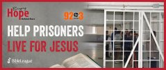 Help Prisoners Live for Jesus