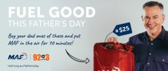 Fuel Good This Father's Day...